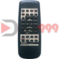 کنترل استریو شارپ اصلی RRMCG0093AWSA