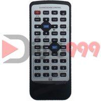 کنترل DVD ماشین 2186 اصلی