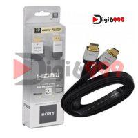 کابل HDMI Sony 2M پک حرفه ای