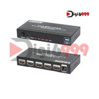 اسپلیتر ۴ پورت HDMI با قابلیت ۳D فرانت مدل FN-V۱۰۴