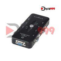 سوییچ کی وی ام ۴ پورت-KVM Switch 4 port USB