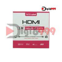 کابل HDMI تسکو مدل TC 72 سه متری