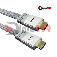 کابل HDMI فلت ۳ متری کیفیت 4K هویت مدل HV-71X