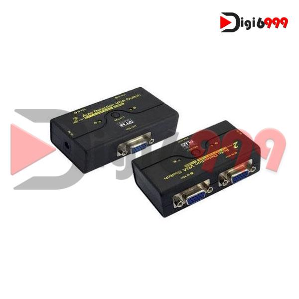 دیتا سوئیچ اتوماتیک 1 به 2 VGA K-net Plus