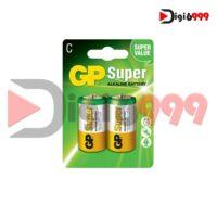 باتری متوسط آلکالاین سوپر GP