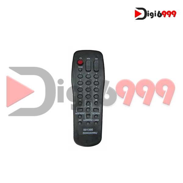 کنترل پاناسونیک 501390